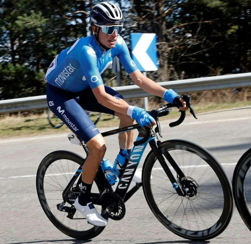 stefan Kung campeón Vuelta Comunidad Valenciana 2021 Mas