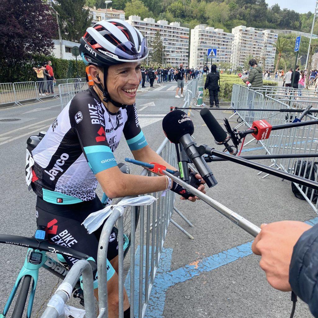 EN VIVO Etapa 5 Vuelta al País Vasco 2021