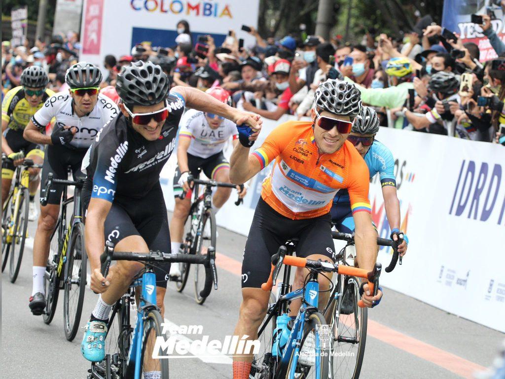 Vuelta a Colombia Vuelta a Asturias 2021 Actual campeón