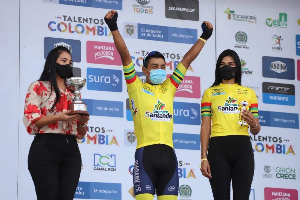 Benavides etapa 5 Vuelta a la Juventud 2021