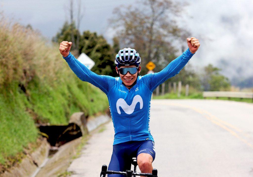 Miguel Ángel López Tour de Romandía 2021 Gran prueba