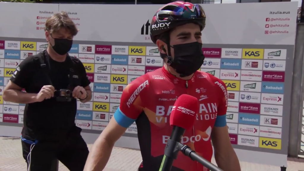 Landa etapa 6 Vuelta al País Vasco 2021