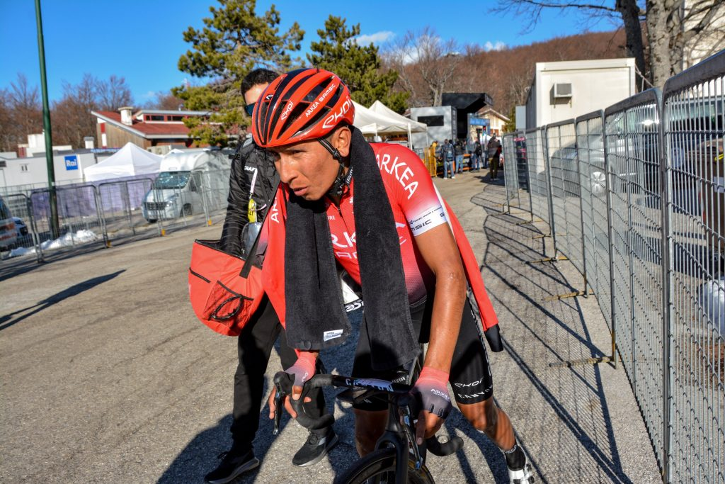 Nairo Quintana objetivos antes Tour de Francia 2021