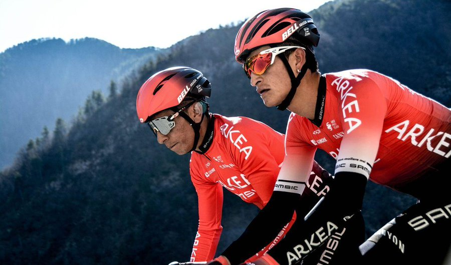 Nairo Quintana etapa Tour de los Alpes 2021 Arkea