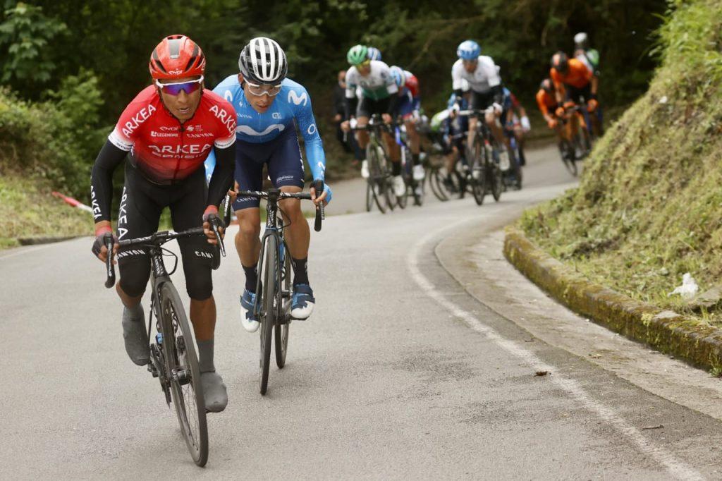 etapa 2 EN VIVO Vuelta a Asturias 2021 Nairo Einer