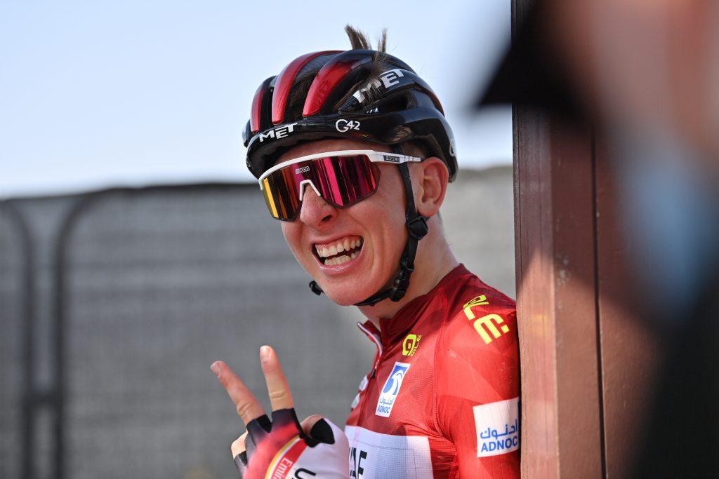 Pogacar repaso Roglic Vuelta al País Vasco 2021