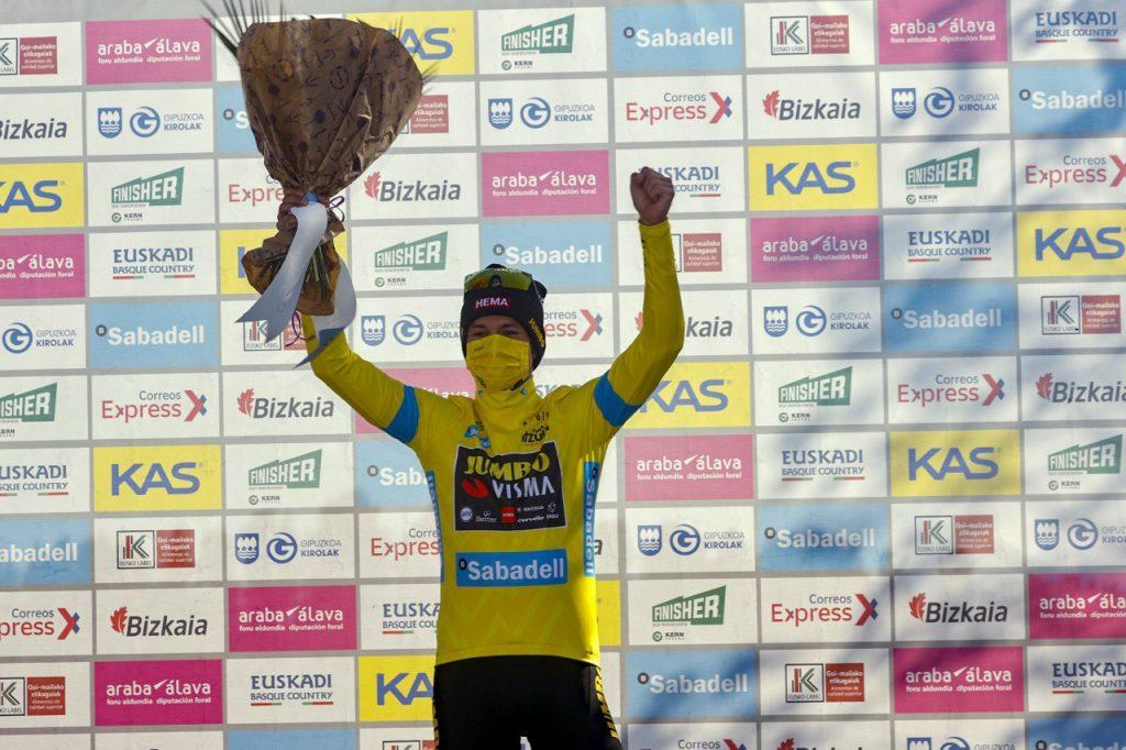 Vuelta a País Vasco 2021 Nairo Quintana Roglic