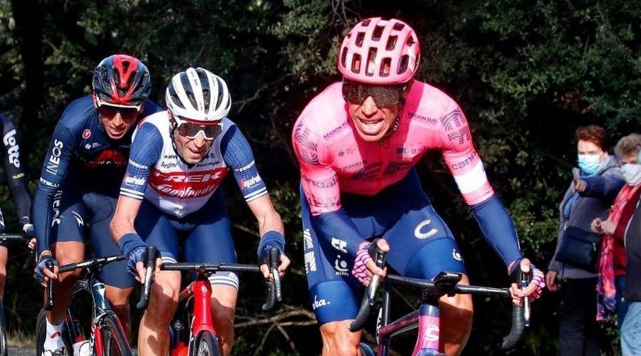 Rigoberto Urán confiesa falta carrera ciclista