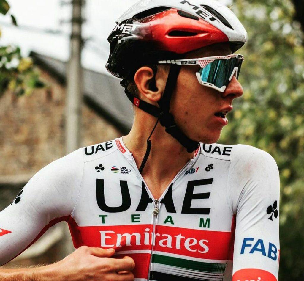 Tadej Pogacar etapa reina Vuelta al País Vasco 2021 habla
