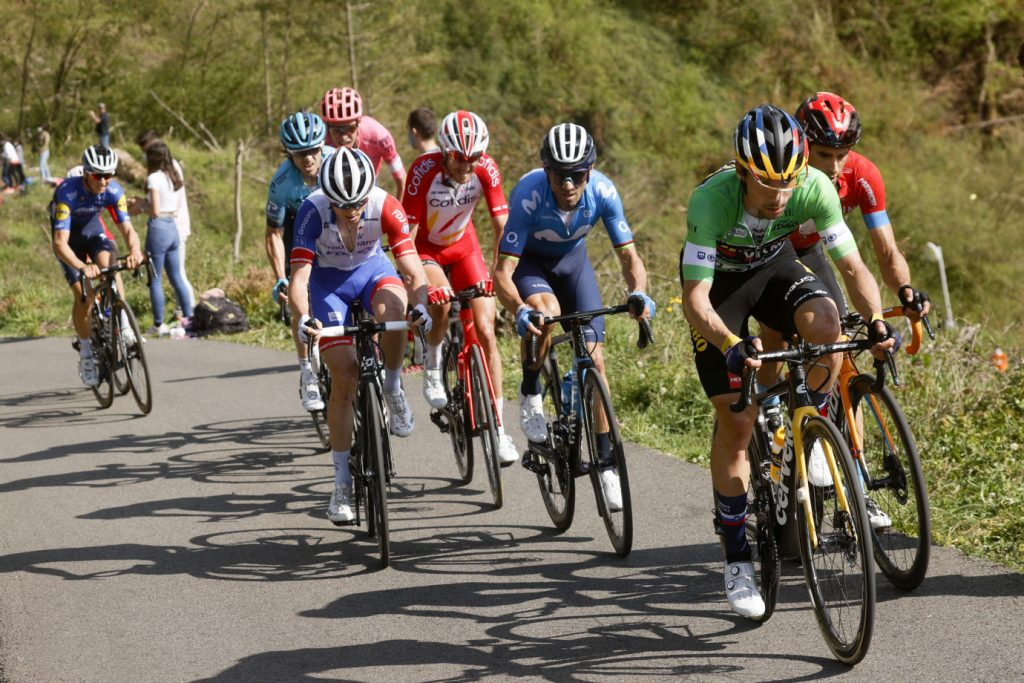 Valverde etapa 6 País Vasco 2021