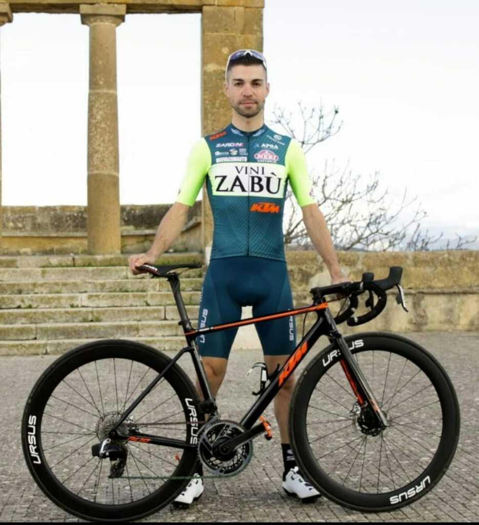 Suspensión UCI Vini Zabú Giro 2021