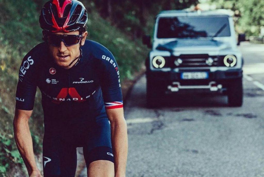 Geraint Thomas Rivales Tour de Romandía 2021