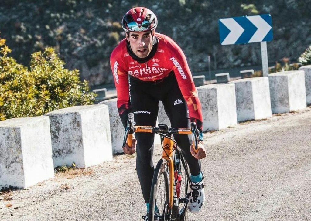 Landa dato Egan Giro de Italia 2021