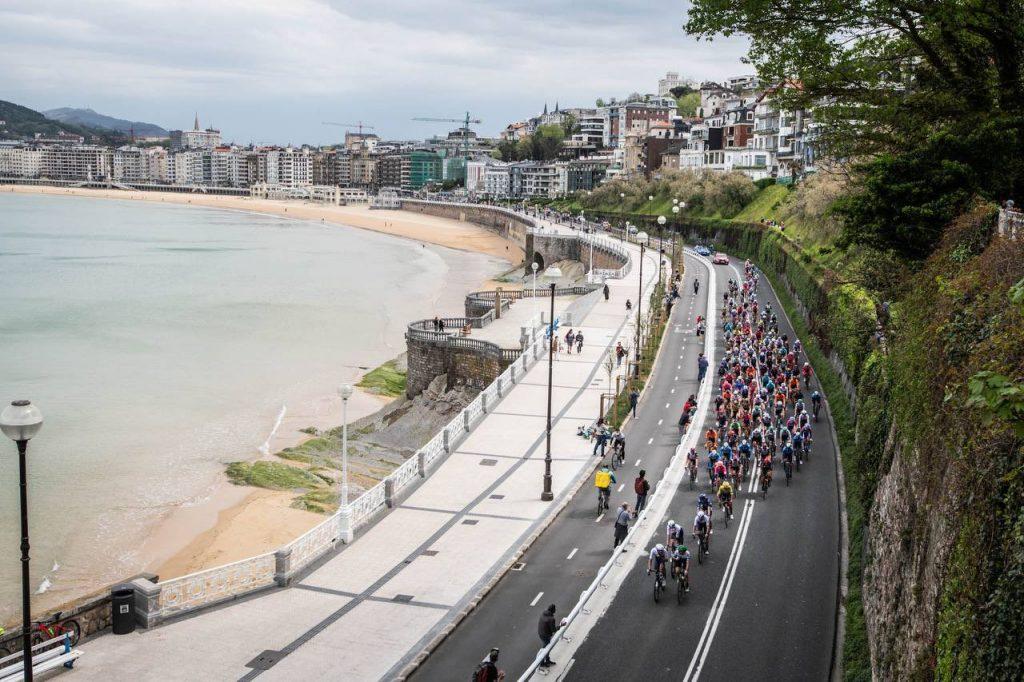 Vuelta al País Vasco 2021 EN VIVO etapa 6