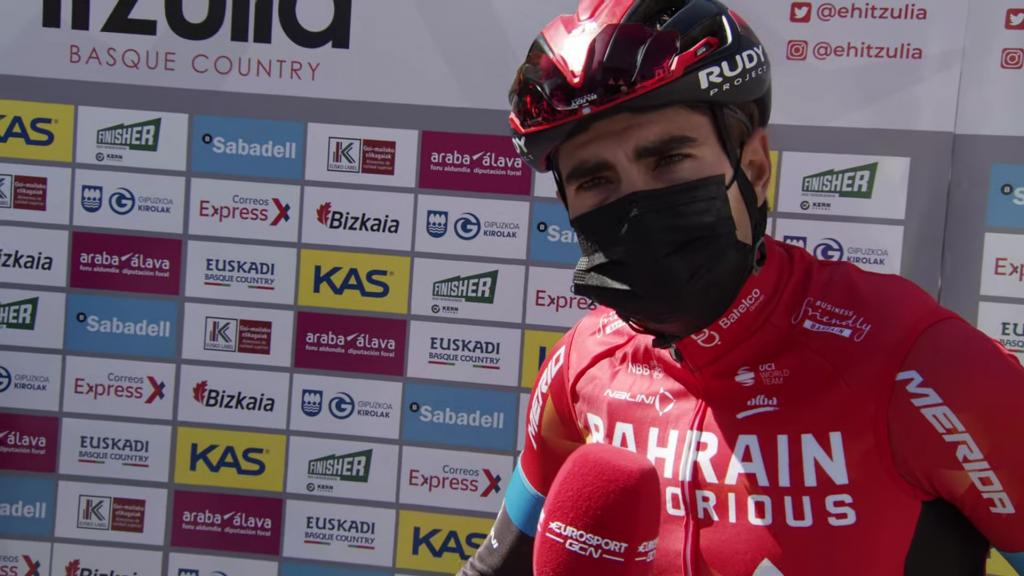 Mikel Landa avisa Giro de Italia 2021