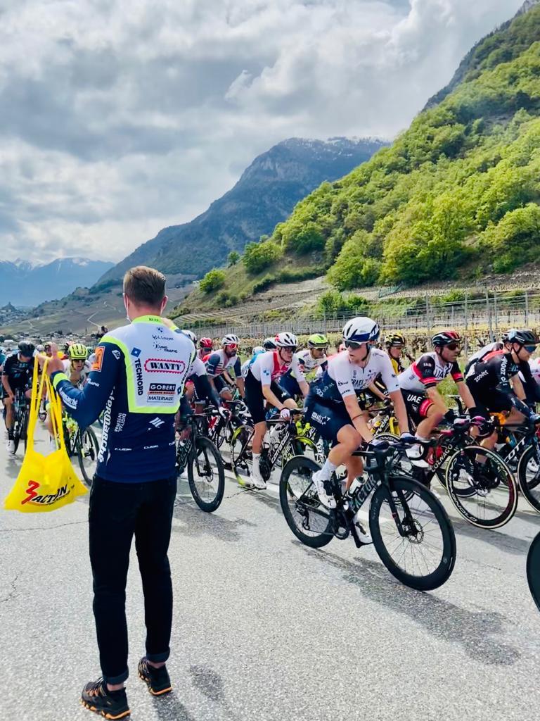 ganador etapa 1 Tour de Romandía 2021