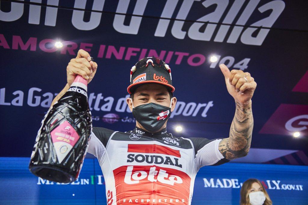 Caleb Ewan rompe el silencio y le responde a Merckx por la crítica a su retiro en el Giro de Italia 2021