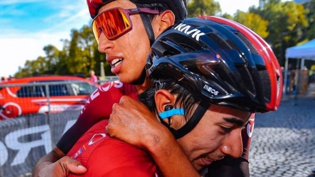 Egan golpe Ineos Giro 2021