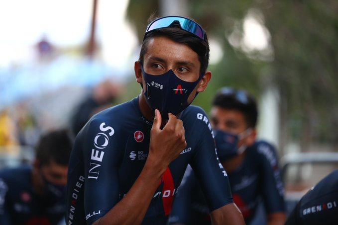 Egan Bernal papel Giro de Italia 2021
