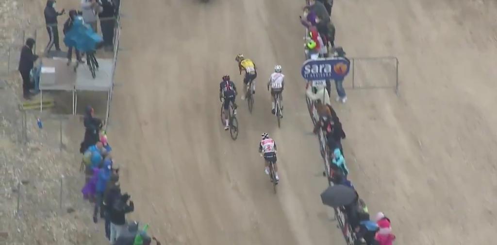 Bouwman relato Egan Giro 2021