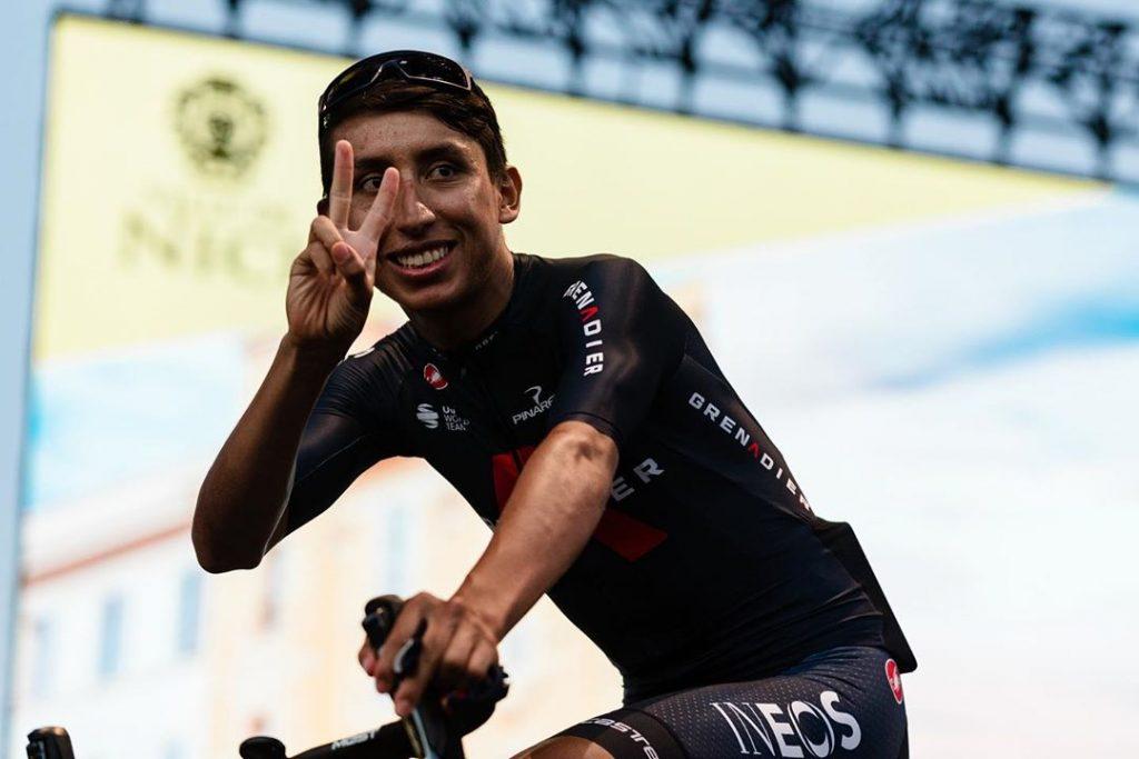 Egan Bernal ecuatoriano acompañará Giro de Italia 2021 Ineos