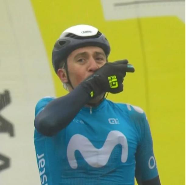 Einer rubio libertades Giro de Italia 2021 foto