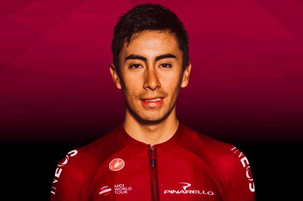 ciclista colombiano Ineos Movistar