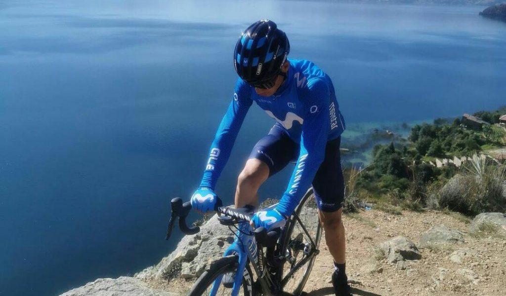 Miguel Ángel López etapa 4 Tour de Romandía 2021 Movistar Team