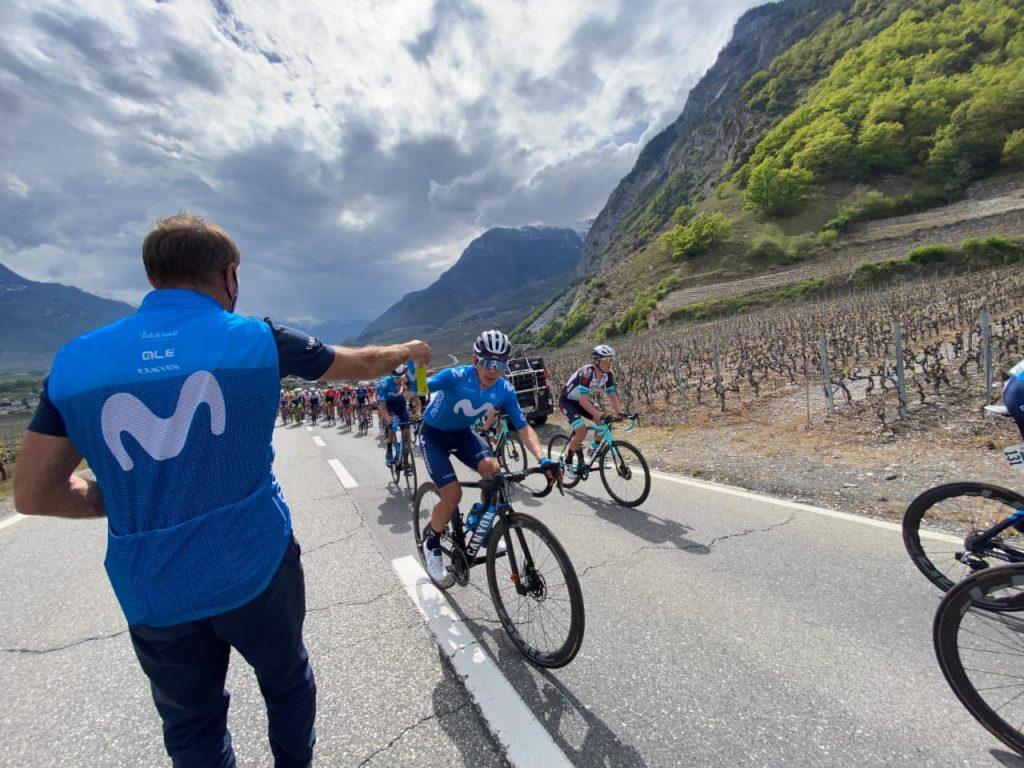 ganador etapa 4 Tour de Romandía 2021