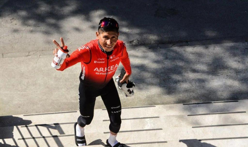 Nairo número victorias tras Vuelta a Asturias 2021