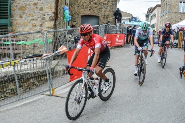 Nairo Arkea UCI Ranking Asturias