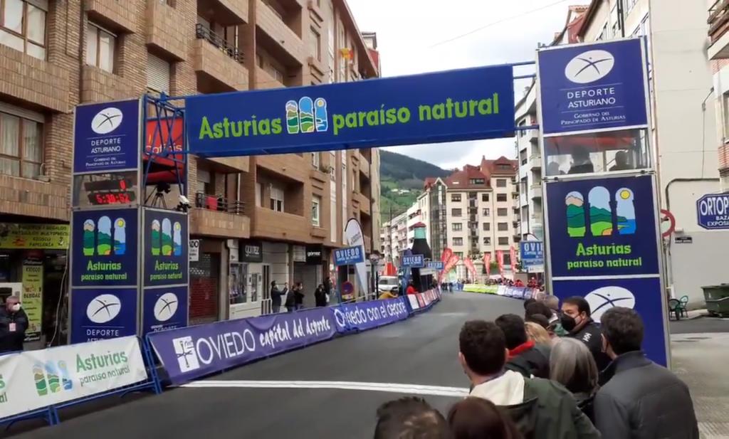 sprint Nairo etapa 2 Asturias 2021