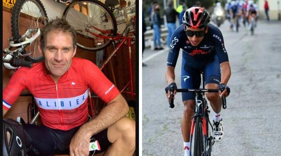 Rivales Egan Bernal Giro de Italia 2021 Santiago Botero