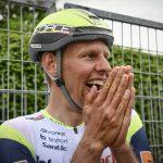 Van der Hoorn sensaciones ganar etapa 3 Giro 2021