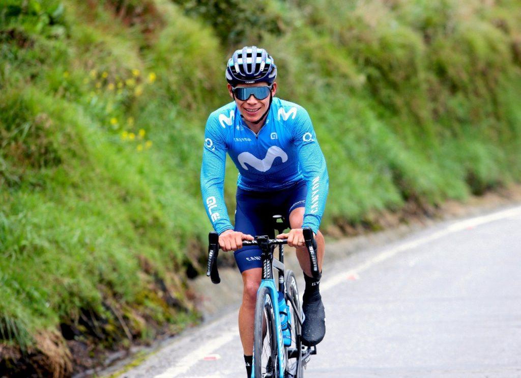 Miguel López conclusiones Movistar Tour Romandía 2021