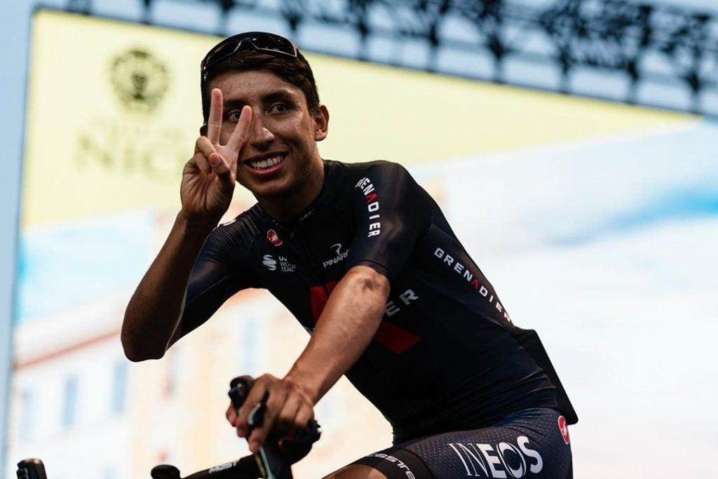 Botero datos Egan Giro de Italia 2021