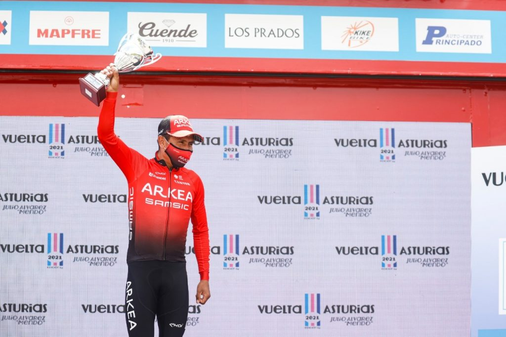 nairo remate campeón Vuelta Asturias 2021