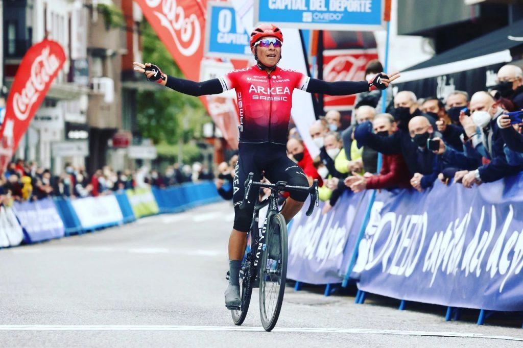 nairo igualó Carapaz récord Vuelta Asturias 2021
