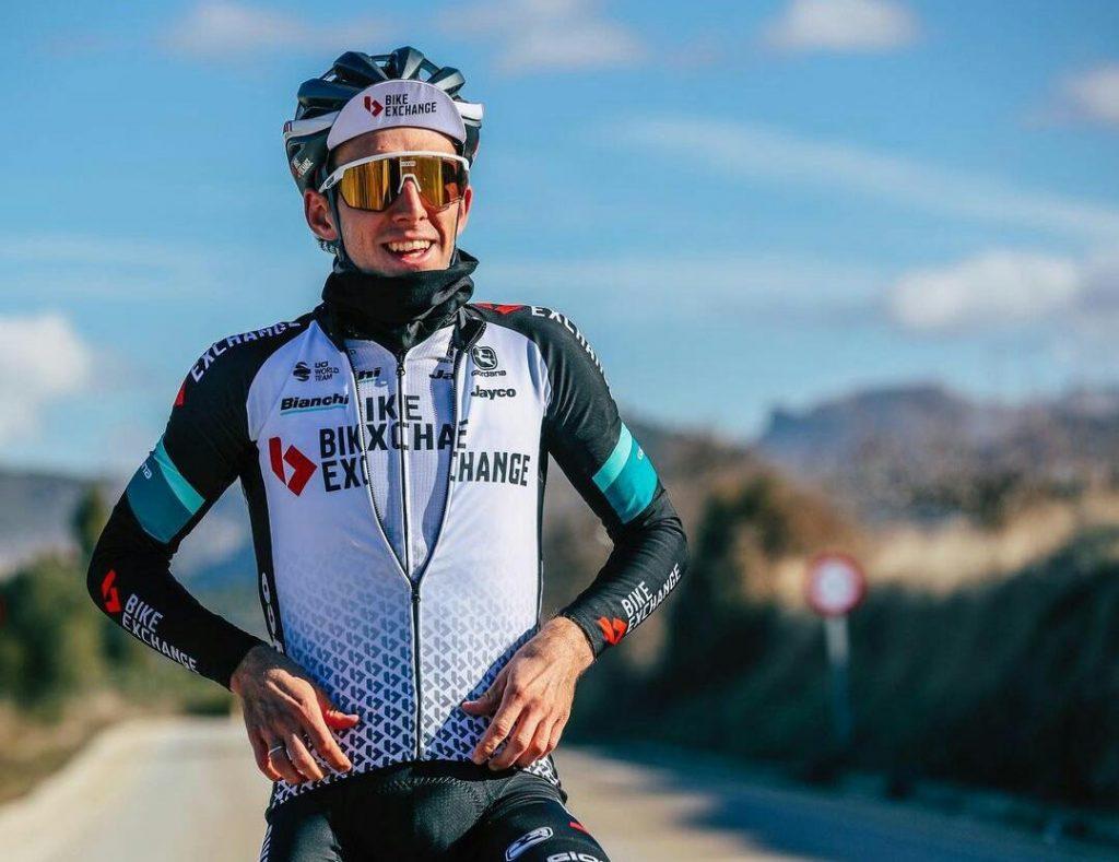 BikeExchange equipo Giro de Italia 2021