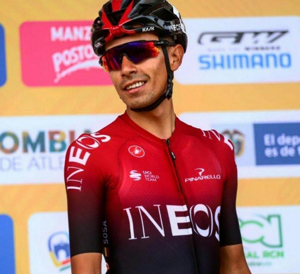 Sosa Henao ritmo etapa 2 Algarve 2021