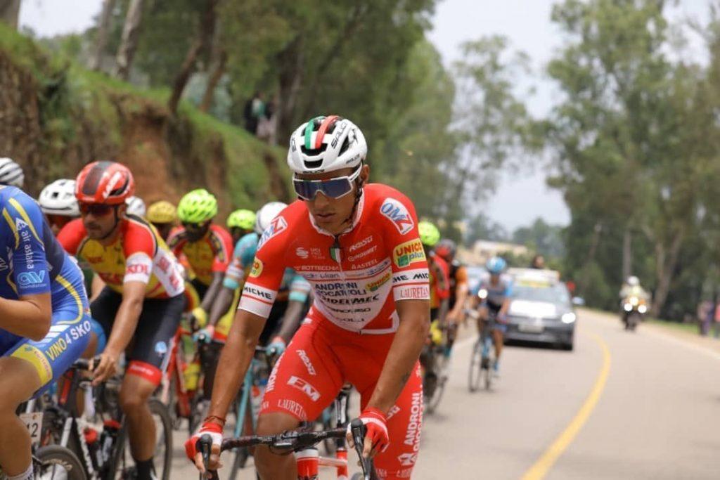 Boileau gana etapa 5 Ruanda 2021