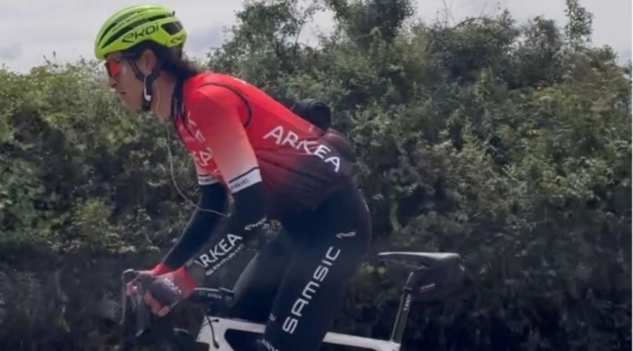 Winner Anacona dedicatoria hija Challenge Mallorca 2021 victoria