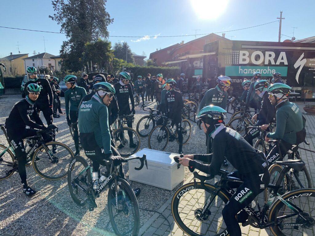 Bora Hansgrohe equipo Tour 2021