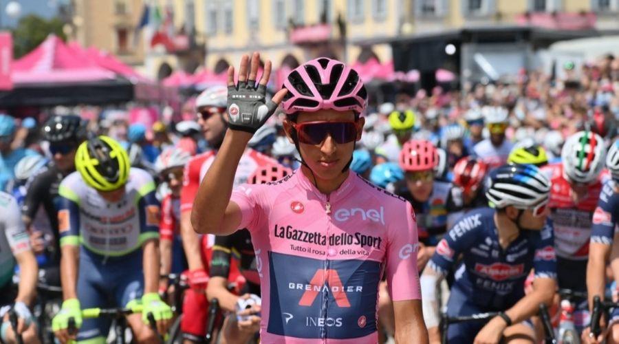 Egan Bernal se sincera posibilidades Vuelta España 2021