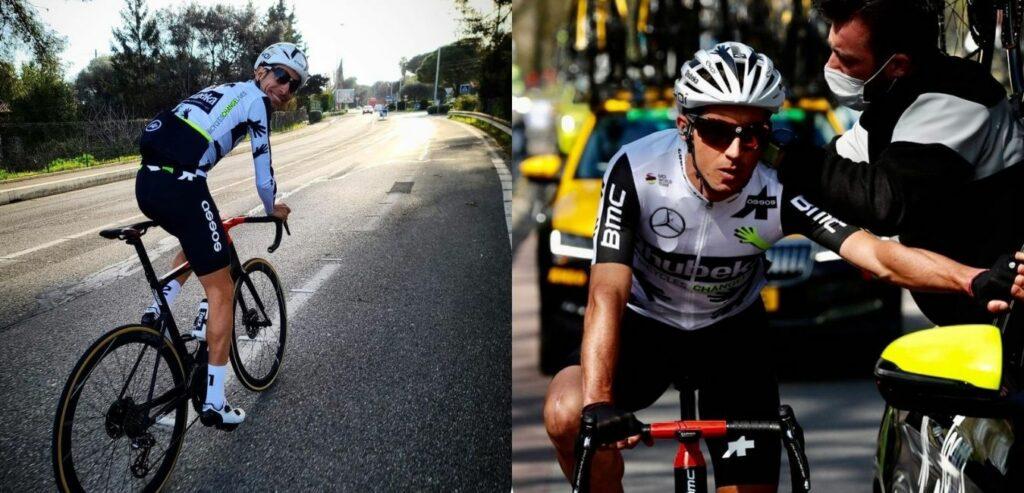 Fabio Aru y Sergio Luis Henao son las cartas del Team Qhubeka ASSOS para el Tour de Francia 2021