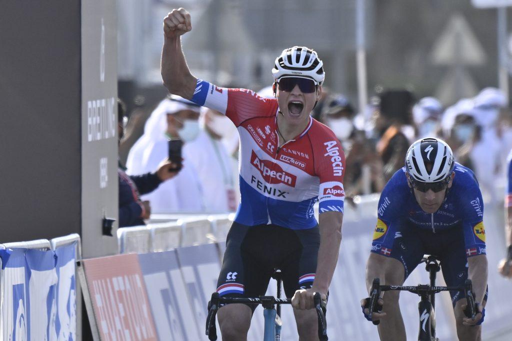 Van der Poel declaraciones etapa 2 Tour Suiza 2021