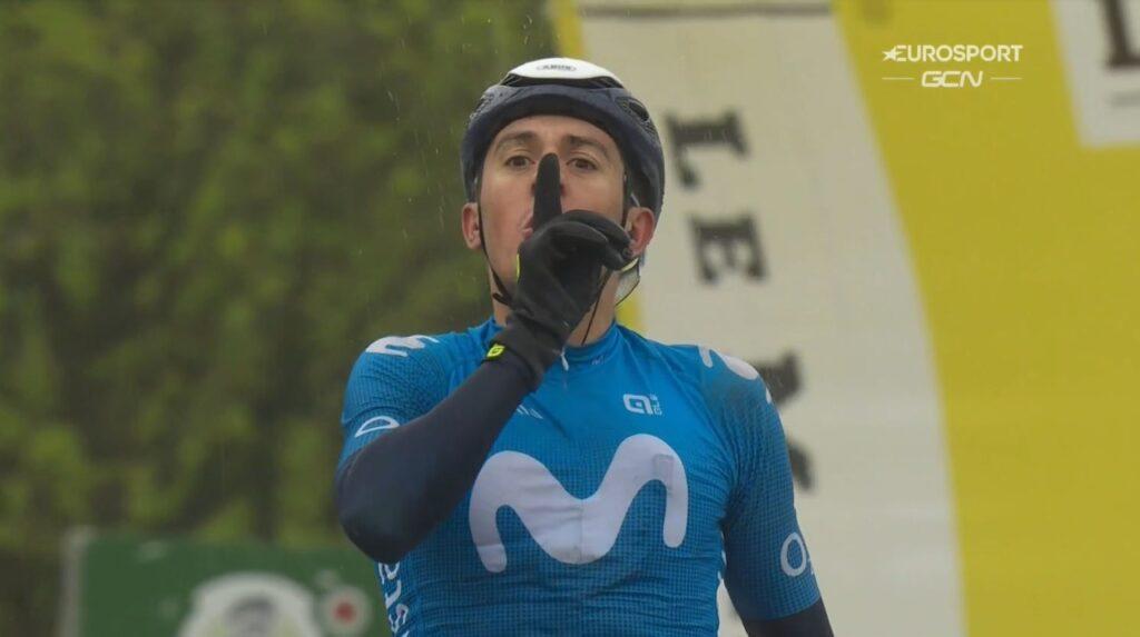 Marc Soler decisión aficionada Tour de Francia 2021
