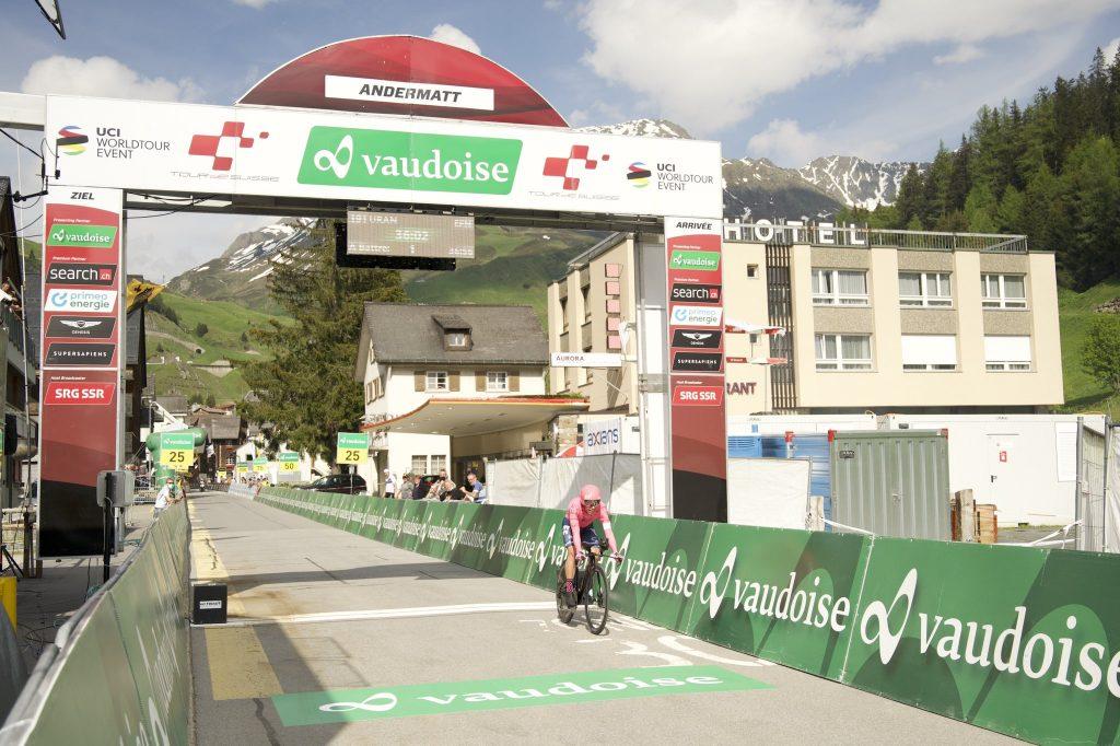 Rigoberto Urán palabras Tour de Suiza 2021