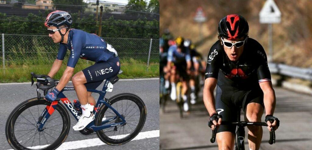 Richard Carapaz y Geraint Thomas son dos de las figuras del Team Ineos para el Tour de Francia 2021