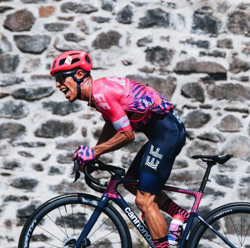 Tour de Suiza 2021 colombianos clasificación general final